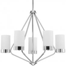 Progress P400022-015 - Elevate Collection Five-Light Chandelier