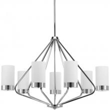 Progress P400023-015 - Elevate Collection Seven-Light Chandelier