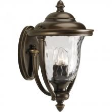 Progress P5923-108 - Prestwick Collection Three-Light Wall Lantern