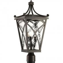 Progress P6442-108 - Cadence Collection Three-Light Post Lantern