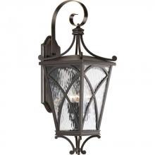 Progress P6639-108 - Cadence Collection Three-Light Large Wall Lantern