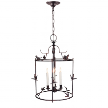 Visual Comfort CHC 3108R - Diego Grande Classical Perching Bird Lantern in
