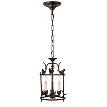 Visual Comfort CHC 3109R - Diego Petite Classical Perching Bird Lantern in