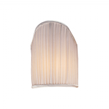 "Visual Comfort CHS 111S - 4"""" x 5.5"""" Silk Pleated Candle"