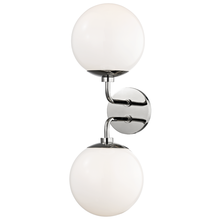 Mitzi by Hudson Valley Lighting H105102-PN - 2 Light Wall Sconce