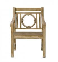 Currey 2723 - Leagrave Chair
