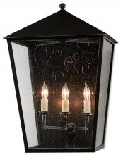 Currey 5500-0010 - Bening Large Outdoor Wall Sconce