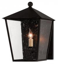 Currey 5500-0012 - Bening Small Outdoor Wall Sconce
