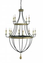 Currey 9195 - Blythwood Chandelier